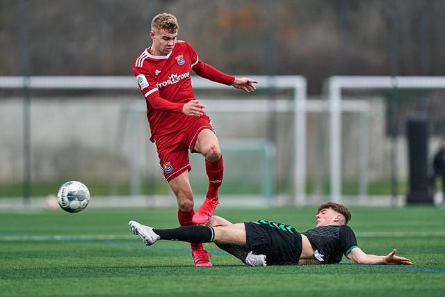 2020-03-07 U17 Bundesliga SpVgg Greuther Fürth - SpVgg Unterhaching