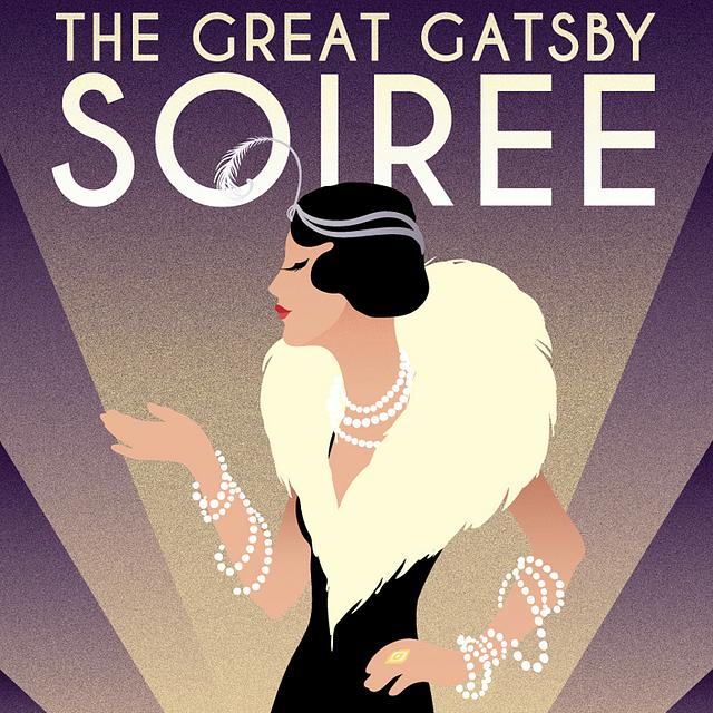THE GREAT GATSBY SOIREE