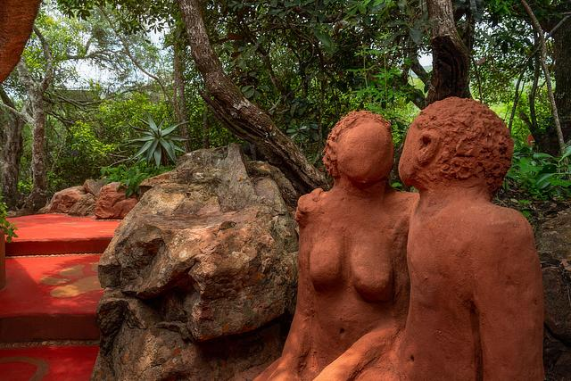 Traditional African Sculptures — Leshiba Wilderness Reserve