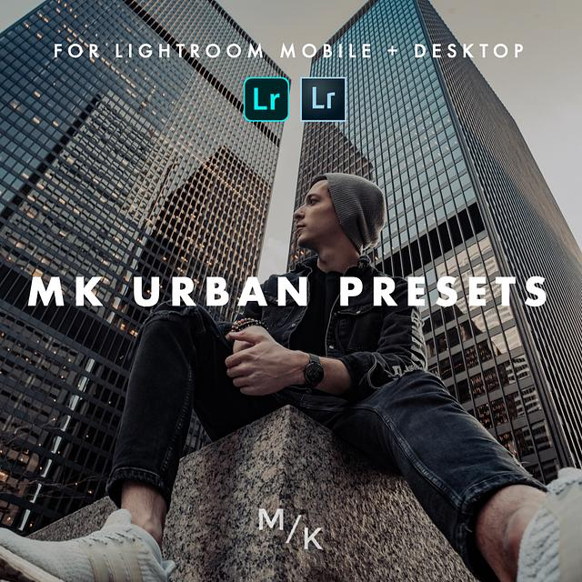 MK Urban Lightroom Presets