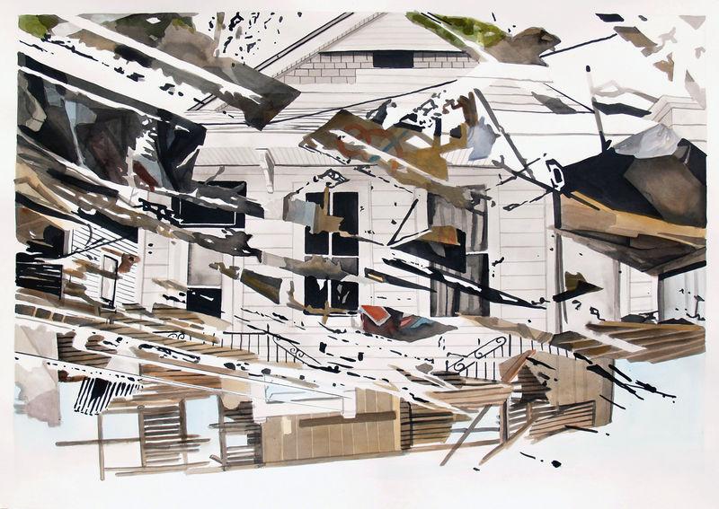 Lattice/Debris