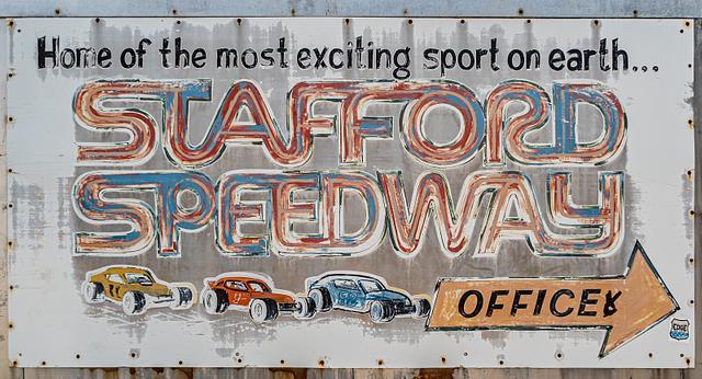 2019.8.9 - Stafford Motor Speedway