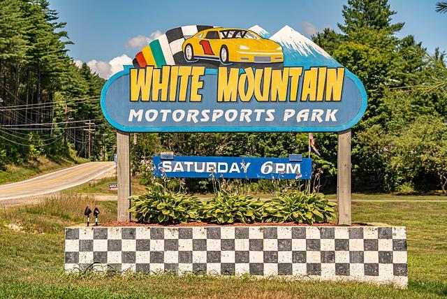 2020.8.1 - White Mountain Motorsports Park