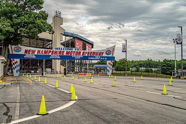 2020.8.2 - New Hampshire Motor Speedway
