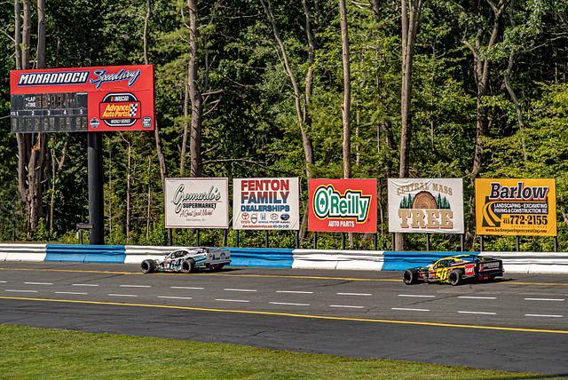 2020.8.30 - Monadnock Speedway