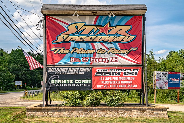 2020.7.25 - Star Speedway