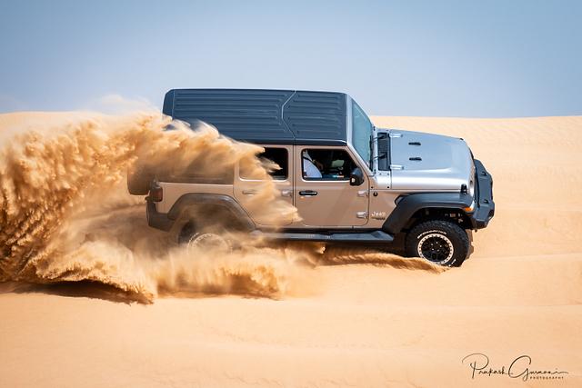Jeep JL Launch