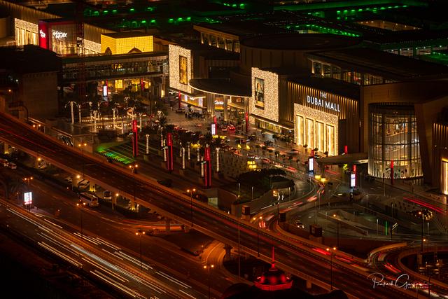 Dubai Rooftop - Central Park