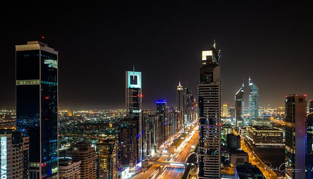 Dubai Rooftop - Dusit Thani
