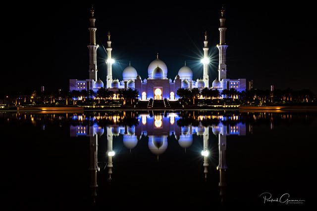 UAE - Grand Mosque