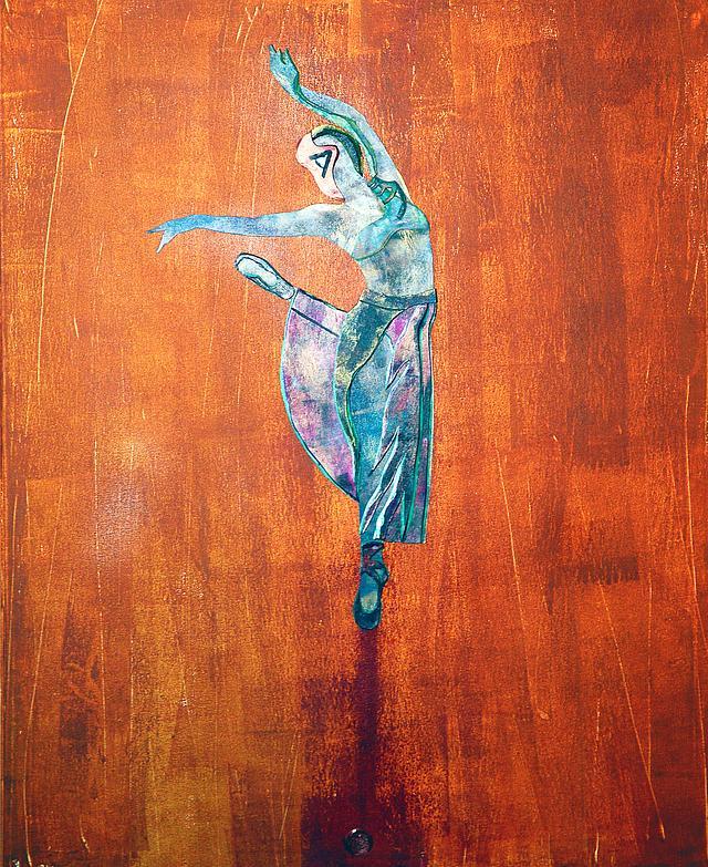 Shadow Dancer. 18X24