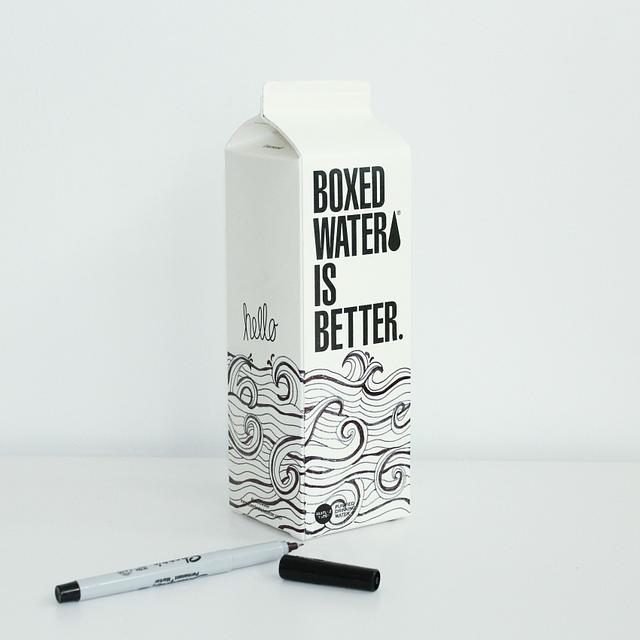 Brand Design for Water