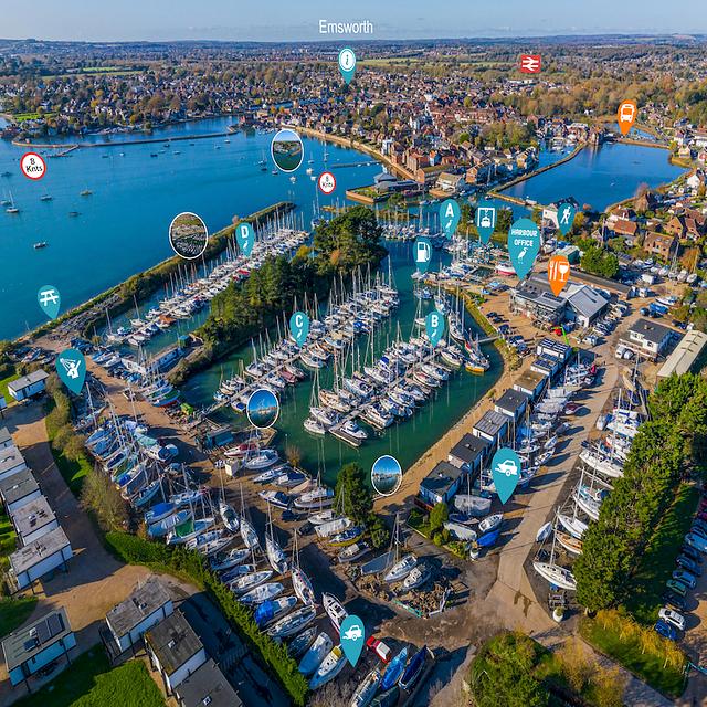 Aerial Virtual Tours