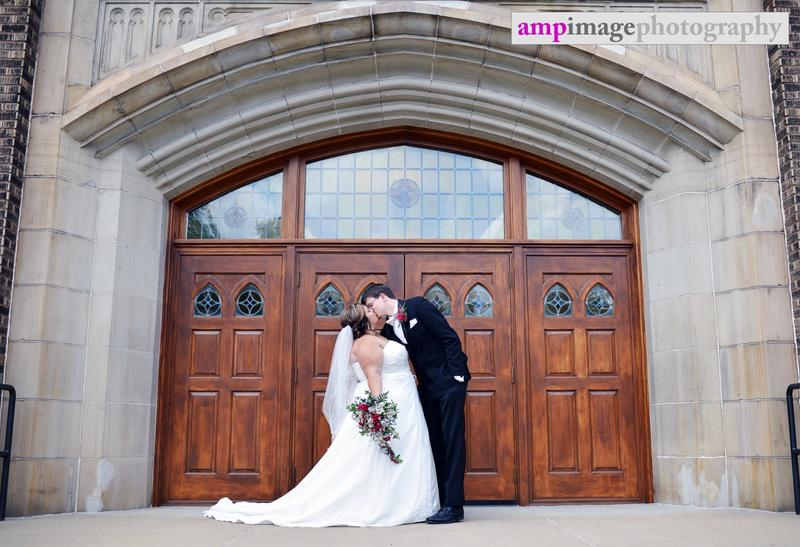 Allyson & Spencer | Wedding | St. Brendan's Church | Fellow's Riverside Gardens | The Georgetown | Youngstown, OH