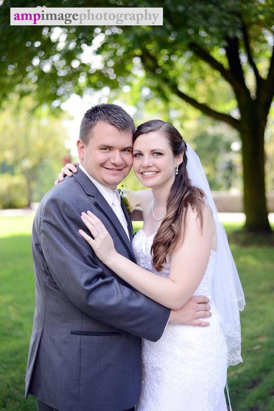 Rebecca & Andy | Wedding | Grove City College | Harbison Chapel | Carnegie Alumni Center | Grove City, PA
