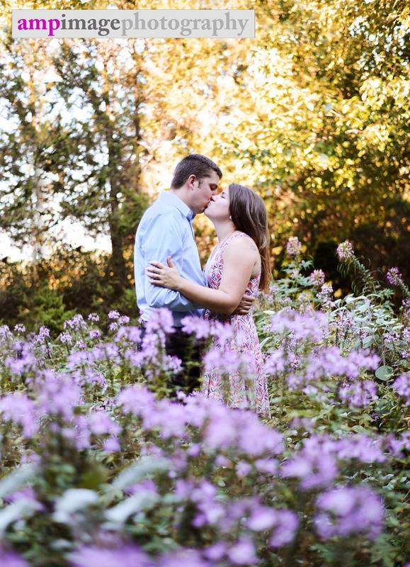 Lisa & Jesse   Engagement Session   Stan Hywet Hall & Gardens   Akron, OH