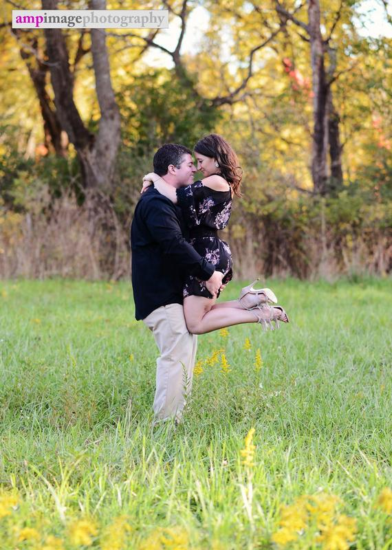 Sarah & Pat | Engagement Session | Family Farm | Poland, OH