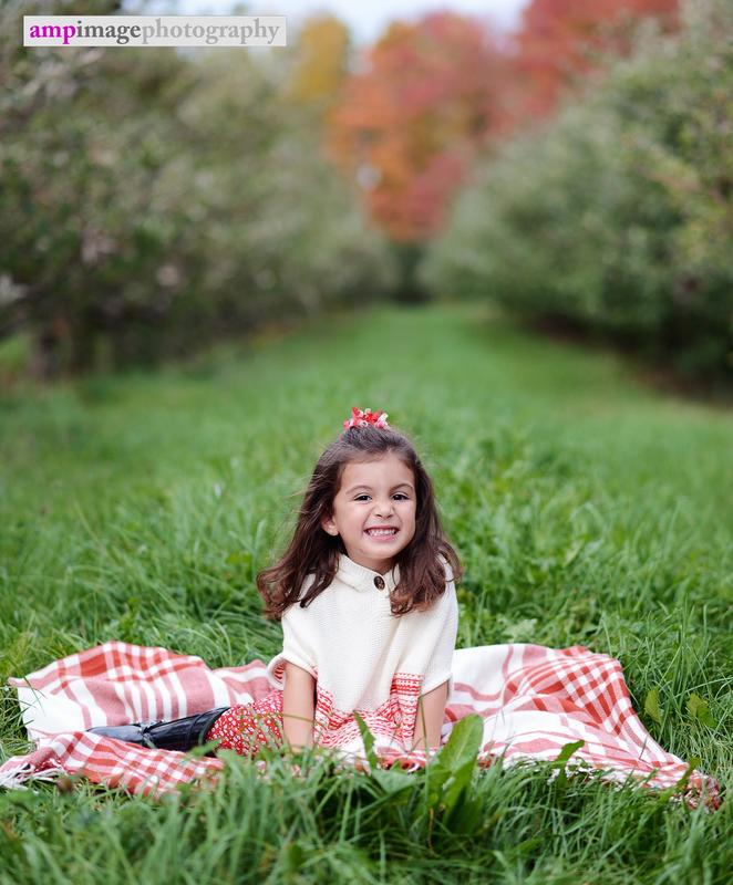 Sami is turning FOUR!   Birthday Mini Session   White House Fruit Farm   Canfield, OH   Youngstown Photographer