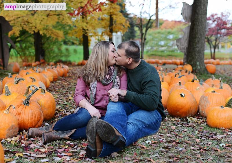 Megan & Matt   Engagement Session   Countryside Market   Poland Village Town Hall   Poland, OH   Youngstown Wedding Photographer