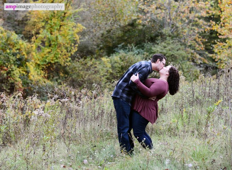 Meghan & Steve | Engagement Session | Newport Wetlands | Fellows Riverside Gardens | Youngstown, OH | Youngstown Wedding Photographer