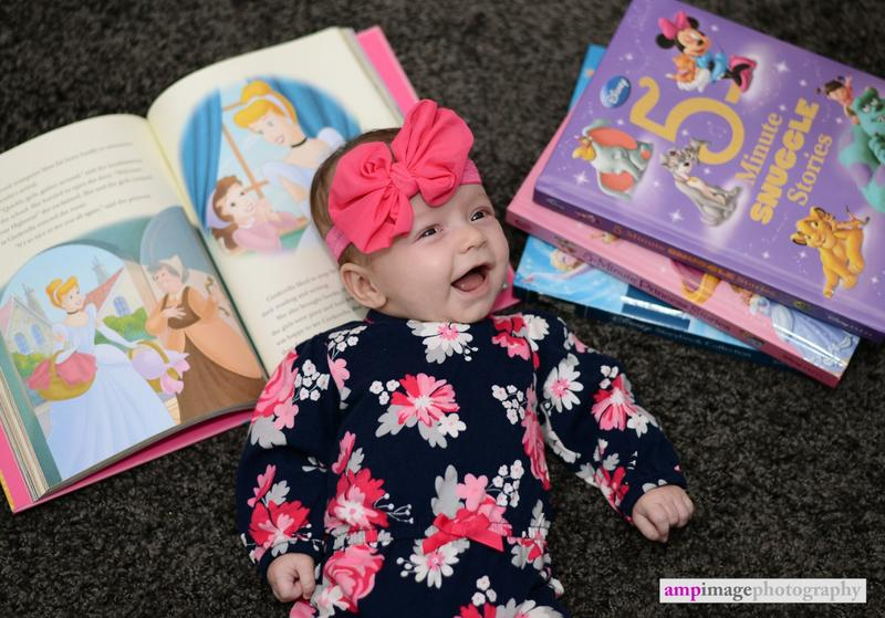 Baby Tatum ~ 3 Months   At Home Portrait Session   Grow With Me   Youngstown, OH Photographer