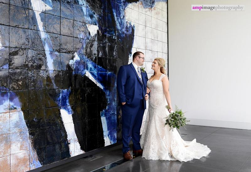 Jenna & Kevin | Wedding | The Butler Institute of Art Trumbull Branch | The Avalon Inn | Warren, OH | Youngstown Wedding Photographer