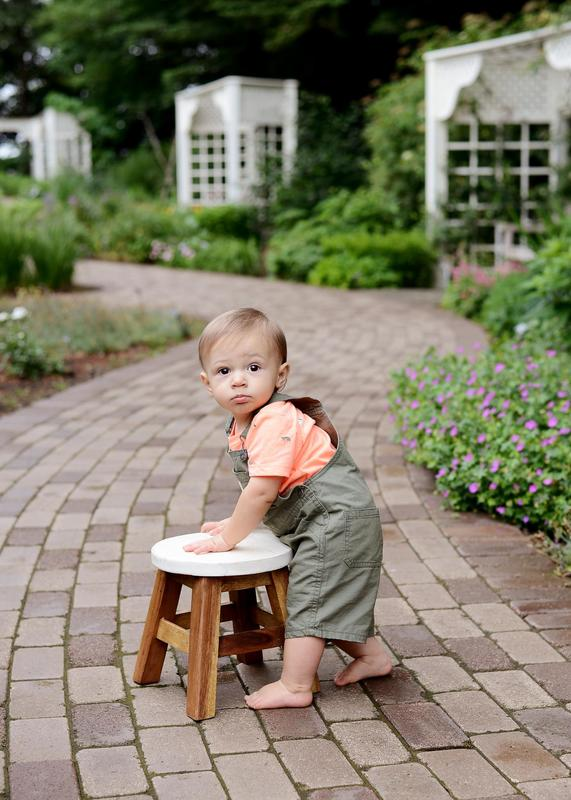 Cole is ONE! | Birthday Session | Fellows Riverside Gardens | Mill Creek Park | Youngstown Photographer