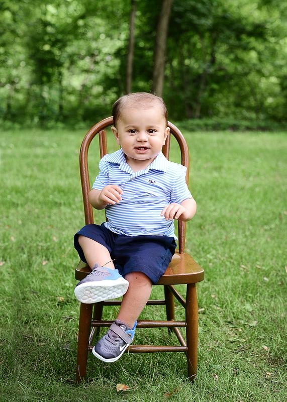 Pryce is ONE! | Birthday Session | Lake Newport Wetlands | Mill Creek Park | Youngstown Photographer