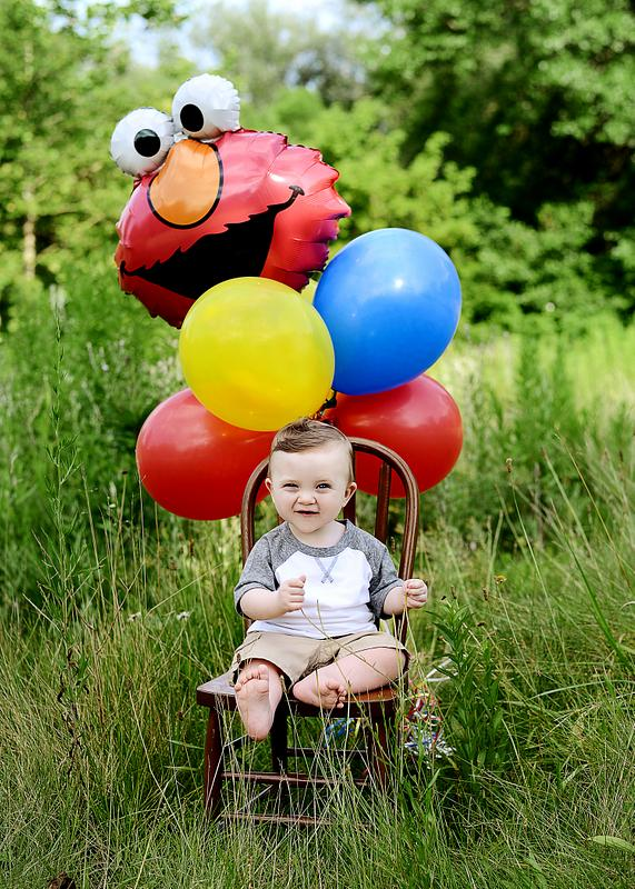 Logan's turning ONE! | Birthday Session | Cake Smash Session | Mill Creek Park | Lake Newport Wetlands | Youngstown Photographer