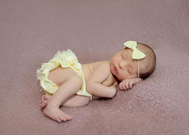 Baby Quinn | Newborn Session | Youngstown Newborn Session