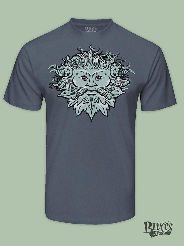 Mildenhall Treasure - Oceanus - T-shirt