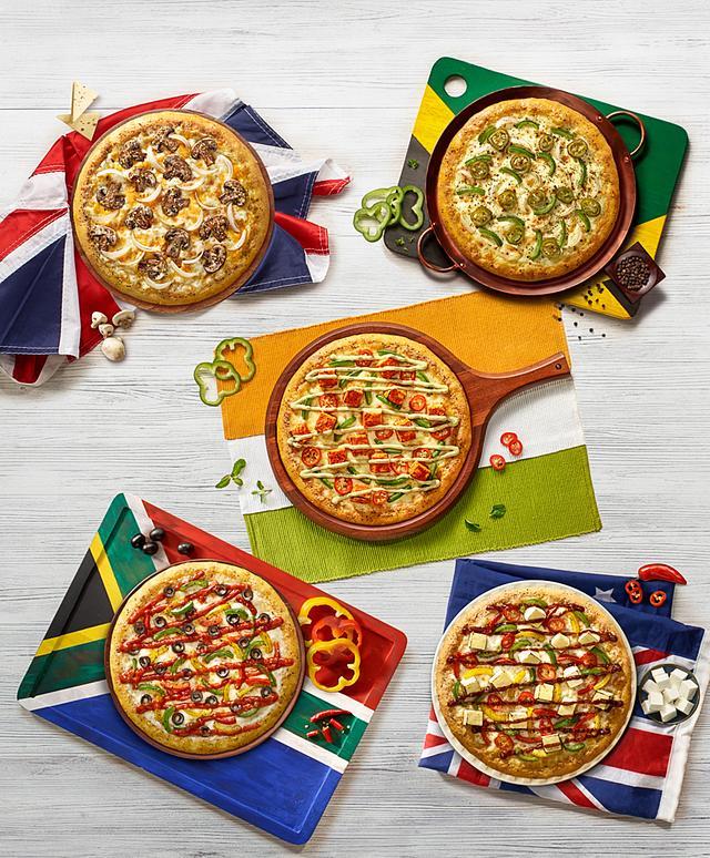 DOMINO'S WORLD PIZZA LEAGUE