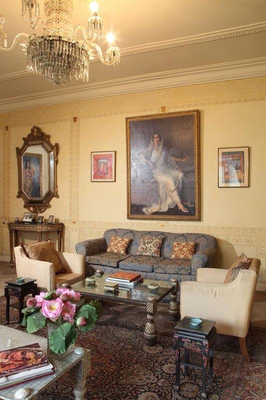 lily pool palace jaipur
