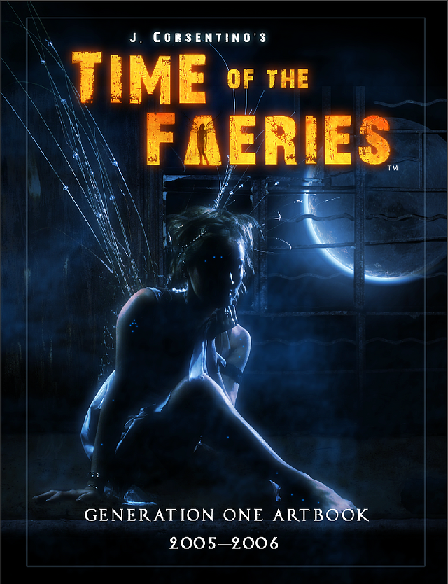 Time of the Faeries: Generation 1 Art Book