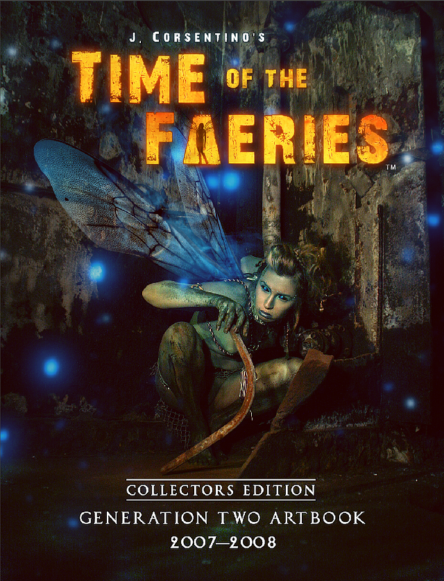 Time of the Faeries: Generation 2 Art Book