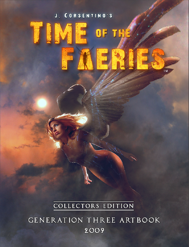 Time of the Faeries: Generation 3 Art Book