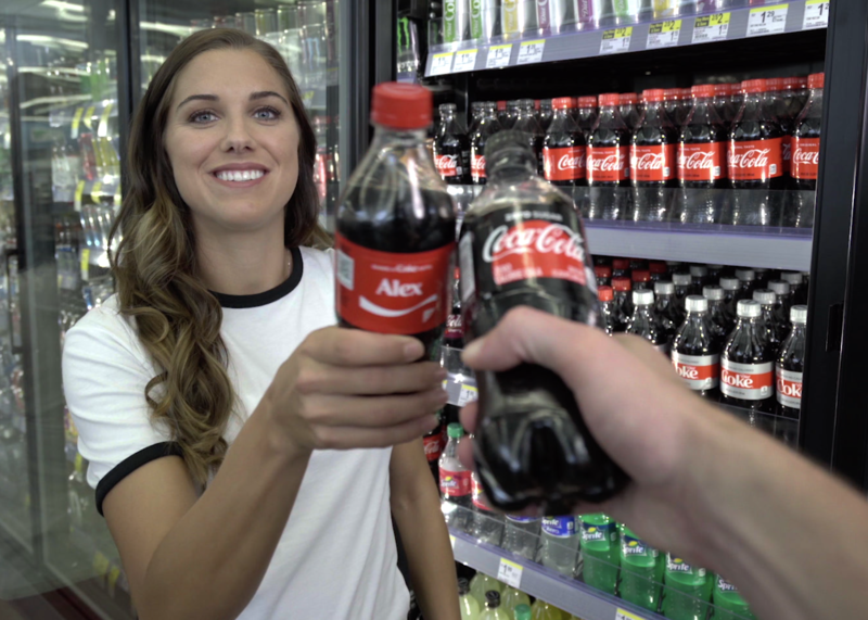 Coke Happy Hour