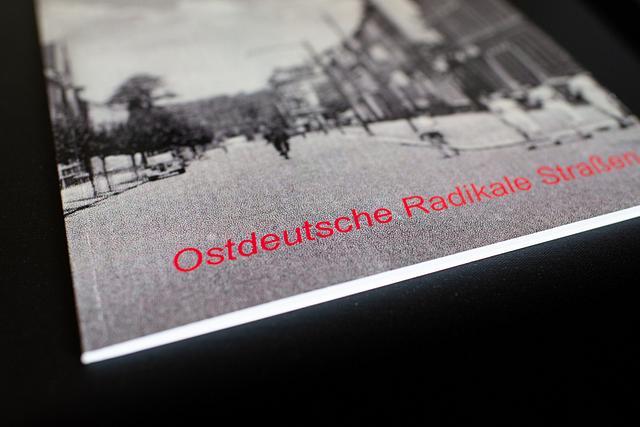 Ostdeutsche Radikale Straßen