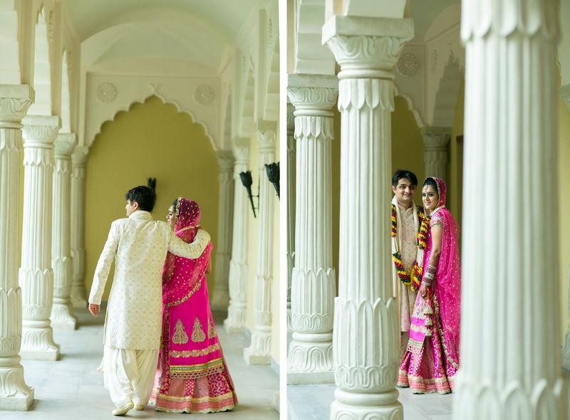 'Wild at heart'- Simran & Gagan Sikh Wedding in Fairmont Hotel, Jaipur