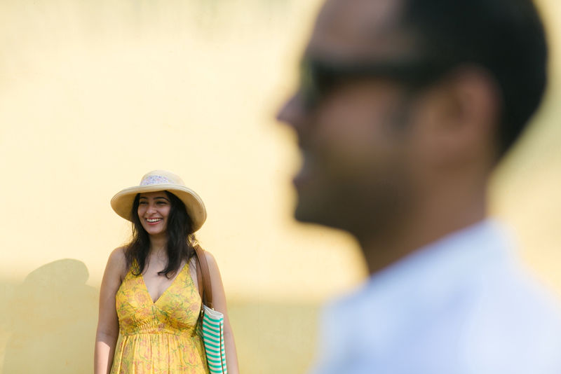 'When Prerna met Shubankar'- a fun filled wedding in Lalit Hotel, Goa