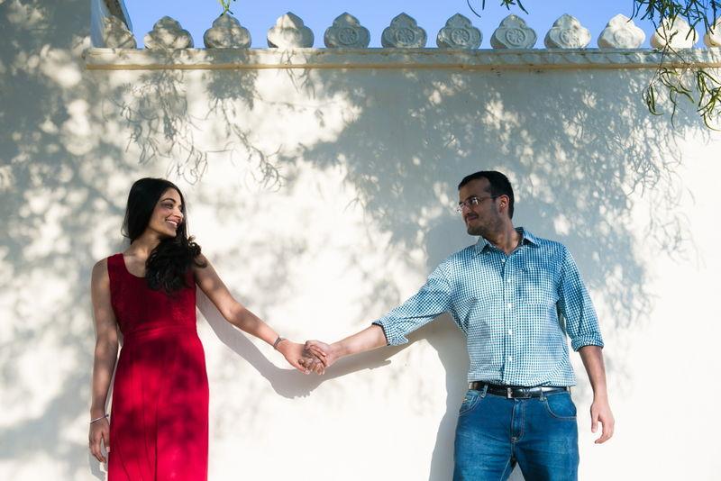 Karishma and Mayank destination wedding in Trident hotel Udaipur