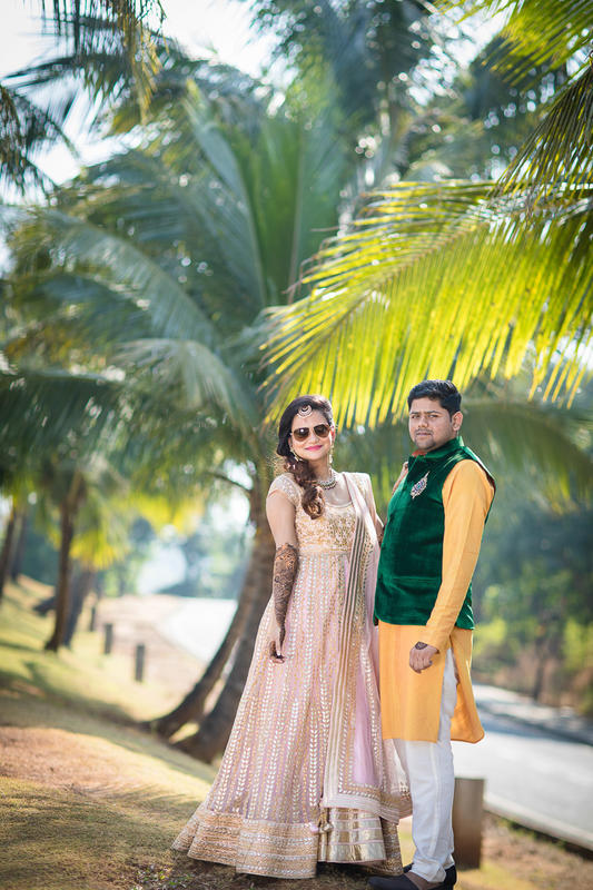 Abhinav and Shruti- A destination wedding in Aamby Valley city