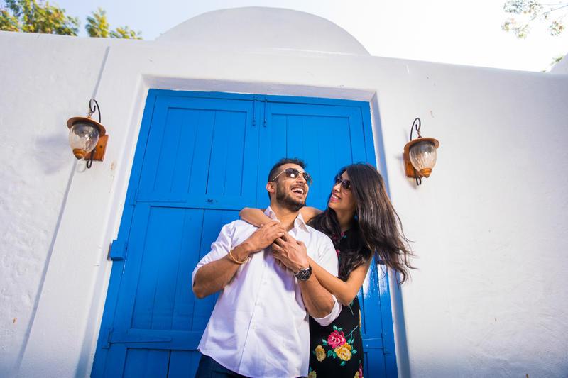 Jyotika and Rajiv - A beach destination wedding in Radisson Blu Goa