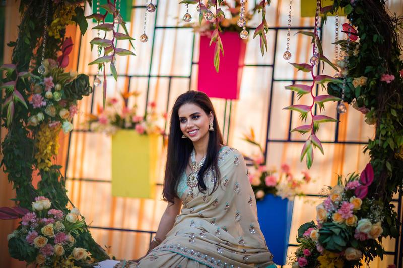 Ridhi and Ankit - Destination wedding in Taj Damdama