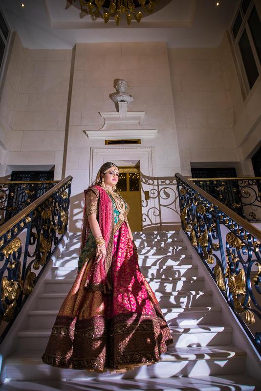 Nabhia and Javed - A Luxury wedding in Dhaka Bangladesh