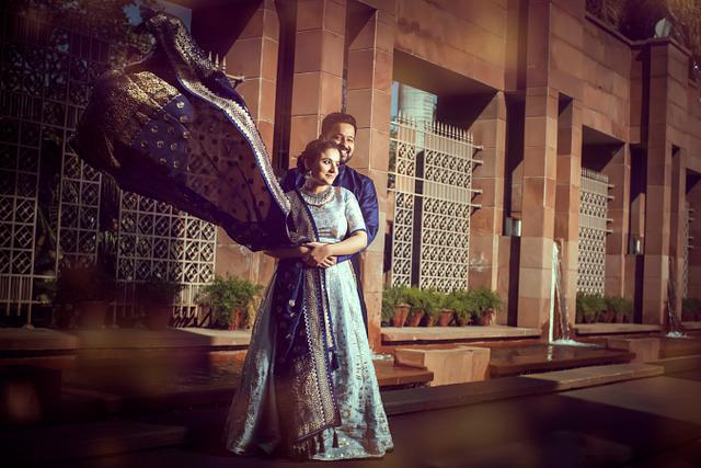 Samridhi and Priyank Pre-Wedding shoot in Agra