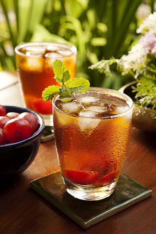 Grape Iced Tea