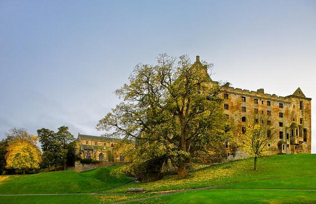 Linlithgow Castle Scotland