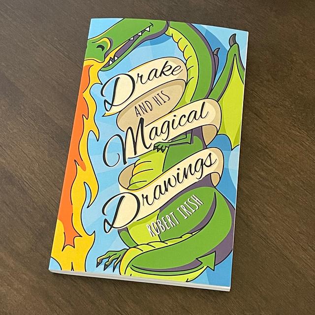 Drake and His Magical Drawings