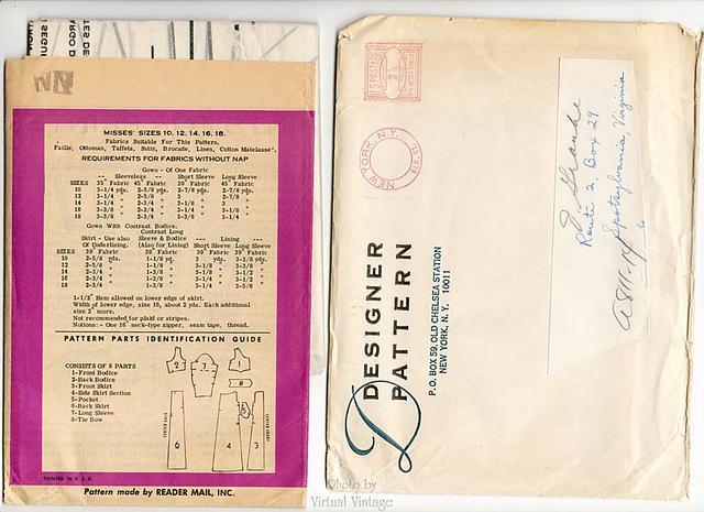 1960s Empire Waist Gown Pattern, Prominent Designer A811, Suzanne Augustine, Uncut